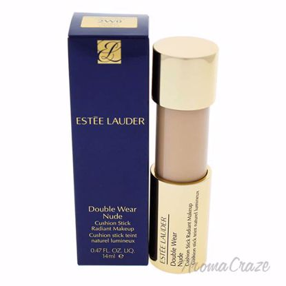 Double Wear Nude Cushion Stick Radiant Makeup - 2W0 Warm Vanilla by Estee Lauder - 0.47 oz Foundation - Face Makeup Products | Face Cosmetics | Face Makeup Kit | Face Foundation Makeup | Top Brand Face Makeup | Best Makeup Brands | Buy Makeup Products Online | AromaCraze.com