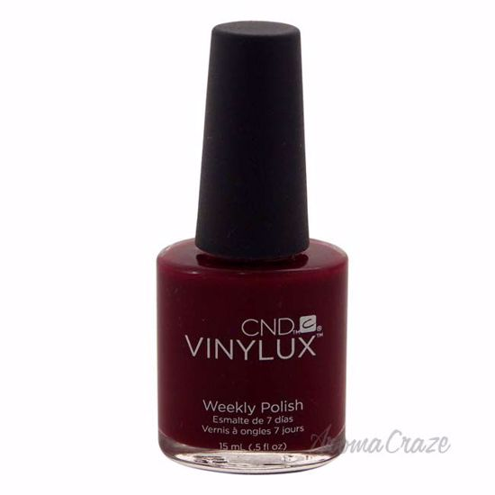 CND Vinylux Weekly Polish - # 106 Bloodline by CND for Women - 0.5 oz Nail Polish - Nails Polish and Nail Colors | Popular Nail Colors | Best Nail Polish Colors | Holiday Nail Colors | Nail Polish Colors For Sale | Nail polish Online | AromaCraze.com