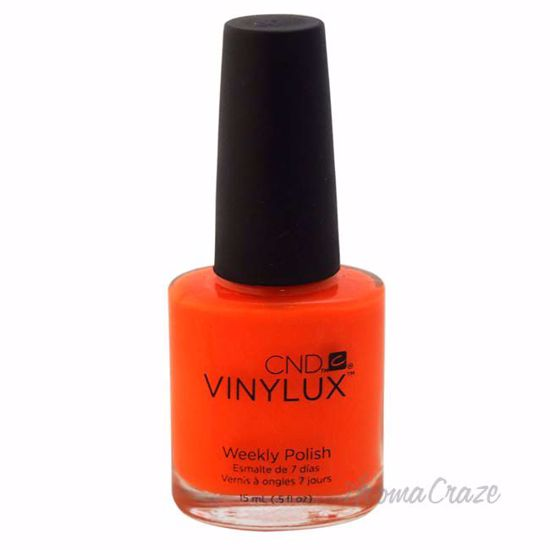 CND Vinylux Weekly Polish - # 163 Desert Poppy by CND for Women - 0.5 oz Nail Polish - Nails Polish and Nail Colors | Popular Nail Colors | Best Nail Polish Colors | Holiday Nail Colors | Nail Polish Colors For Sale | Nail polish Online | AromaCraze.com