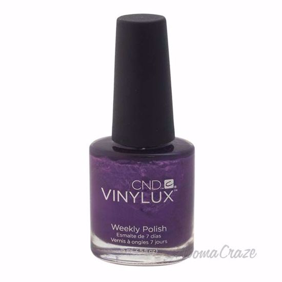 CND Vinylux Weekly Polish - # 117 Grape Gum by CND for Women - 0.5 oz Nail Polish - Nails Polish and Nail Colors | Popular Nail Colors | Best Nail Polish Colors | Holiday Nail Colors | Nail Polish Colors For Sale | Nail polish Online | AromaCraze.com