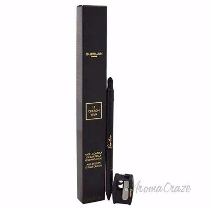 The Kohl Contour Water-Resistant Eye Pencil - # 01 Black Jac