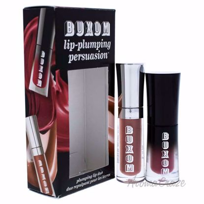Lip Plumping Persuasion Set by Buxom for Women - 2 Pc 0.07 o
