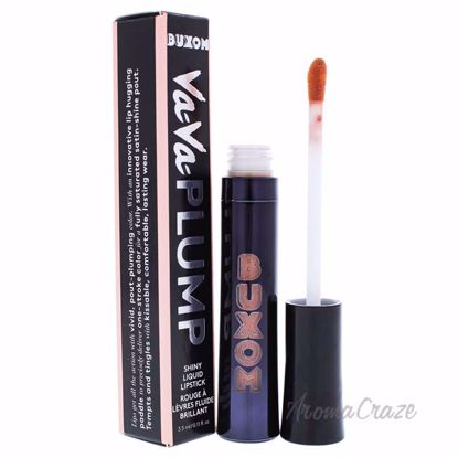 Va-Va-Plump Shiny Liquid Lipstick - Russian To You by Buxom