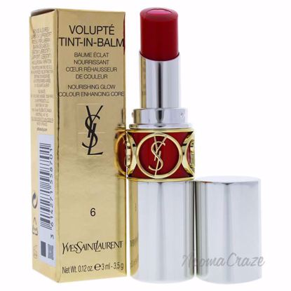 Volupte Tint In Balm - 6 Touch Me Red by Yves Saint Laurent