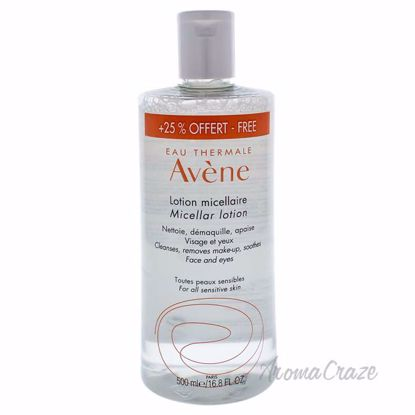 Micellar Lotion by Avene for Women - 16.8 oz Makeup Remover