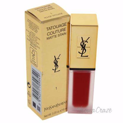 Tatouage Couture Liquid Matte Lip Stain - # 1 Rouge Tatouage