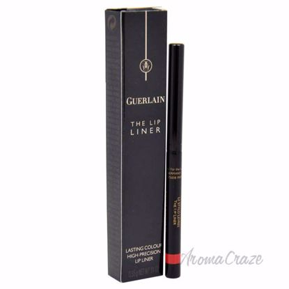 High-Precision Lip Liner -# 24 Rouge Dahlia by Guerlain for