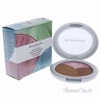 Sunkissed Pearls Bronzer and Highlighter - 01 Warm Pearl by