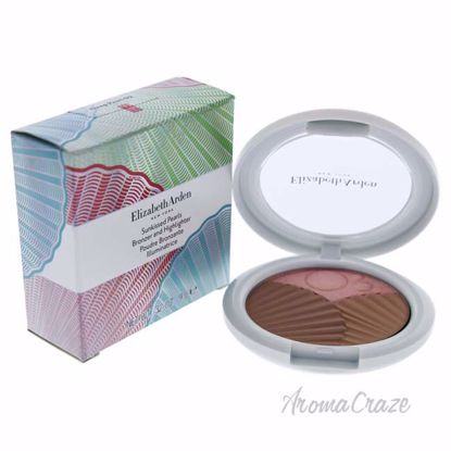 Sunkissed Pearls Bronzer and Highlighter - 02 Deep Pearl by