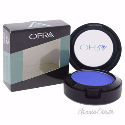 Bright Addiction Eyeshadow - Bright Blue by Ofra for Women -