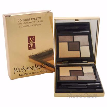 Couture Palette - # 4 Saharienne by Yves Saint Laurent for W