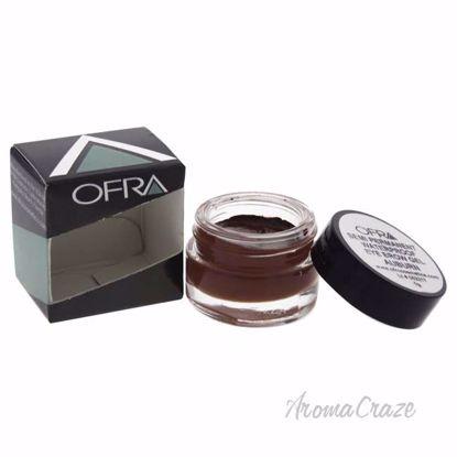 Eyebrow Gel - Auburn by Ofra for Women - 0.14 oz Eyebrow Gel