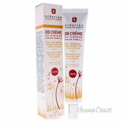BB Cream - Caramel by Erborian for Women - 1.5 oz Makeup