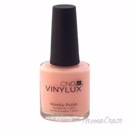 CND Vinylux Weekly Polish - # 132 Negligee by CND for Women - 0.5 oz Nail Polish - Nails Polish and Nail Colors | Popular Nail Colors | Best Nail Polish Colors | Holiday Nail Colors | Nail Polish Colors For Sale | Nail polish Online | AromaCraze.com