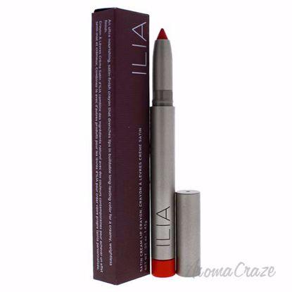 Satin Cream Lip Crayon - Push It by ILIA Beauty for Women -
