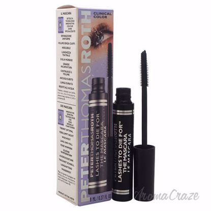Lashes To Die For The Mascara - Jet Black by Peter Thomas Ro