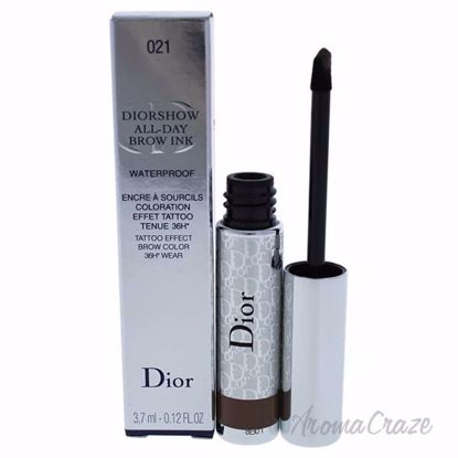 Diorshow All-Day Brow Ink - 021 Medium by Christian Dior for