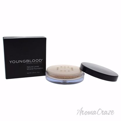 Natural Loose Mineral Foundation - Honey by Youngblood for W