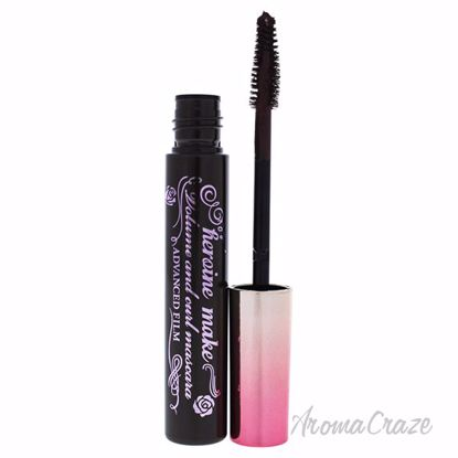 Volume and Curl Mascara Advanced Film - 02 Brown by Heroine
