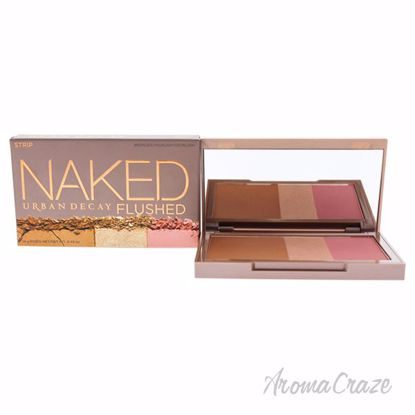 Naked Flushed Palette - Strip by Urban Decay for Women - 0.4