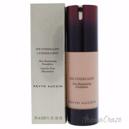 Picture of The Etherealist Skin Illuminating Foundation - EF 06 Medium by Kevyn Aucoin for Women - 0.95 oz Foundation