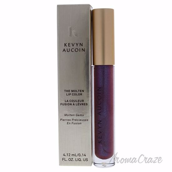 Picture of The Molten Lip Color - Blue Amethyst by Kevyn Aucoin for Women - 0.14 oz Lipstick