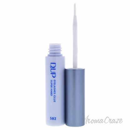 Eyelashes Glue Super Hard - 502N Clear by DUP for Women - 0.