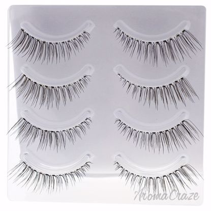 False Eyelashes - 11 Little Brown by Miche Bloomin for Women