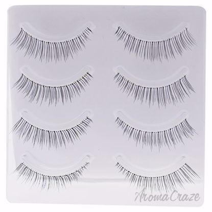 False Eyelashes - 10 Natural Brown by Miche Bloomin for Wome