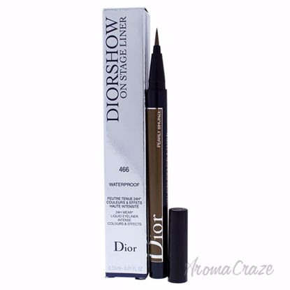 Diorshow On Stage Liquid Eyeliner - 466 Pearly Bronze by Chr