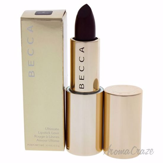 Picture of Ultimate Lipstick Love - Maroon by Becca for Women - 0.12 oz Lipstick