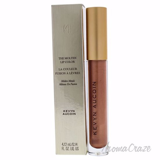 Picture of The Molten Lip Color - Copper by Kevyn Aucoin for Women - 0.14 oz Lipstick