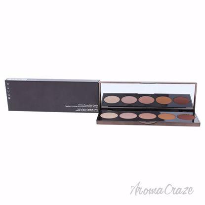Ombre Rouge Eye Palette by Becca for Women - 0.285 oz Eye Sh