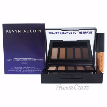 Emphasize Eye Design Palette - Focused by Kevyn Aucoin for W
