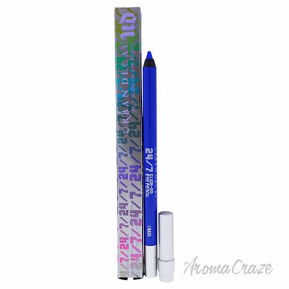 Picture of 24 - 7 Glide-On Eye Pencil - Chaos by Urban Decay for Women - 0.04 oz Eye Pencil