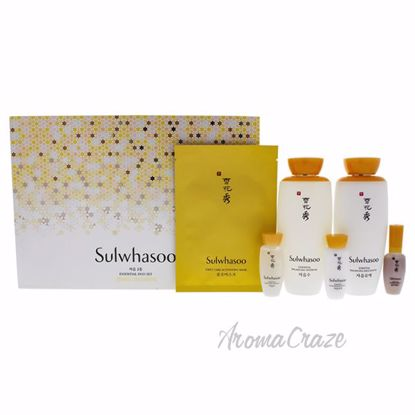 Essential Duo Set by Sulwhasoo for Unisex - 6 Pc 4.2oz and 0