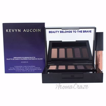 Emphasize Eye Design Palette - As Seen In by Kevyn Aucoin fo