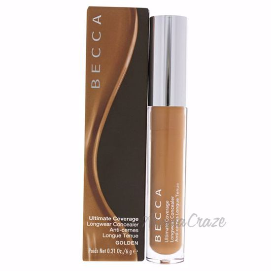 Picture of Ultimate Coverage Longwear Concealer - Golden by Becca for Women - 0.21 oz Concealer