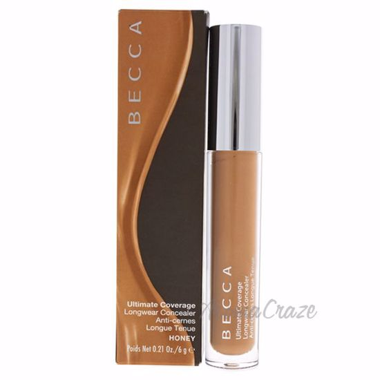 Picture of Ultimate Coverage Longwear Concealer - Honey by Becca for Women - 0.21 oz Concealer