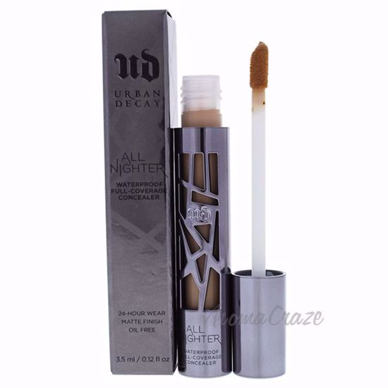 Urban Decay All Nighter Waterproof Full-Coverage Concealer - Medium - 0.12 oz
