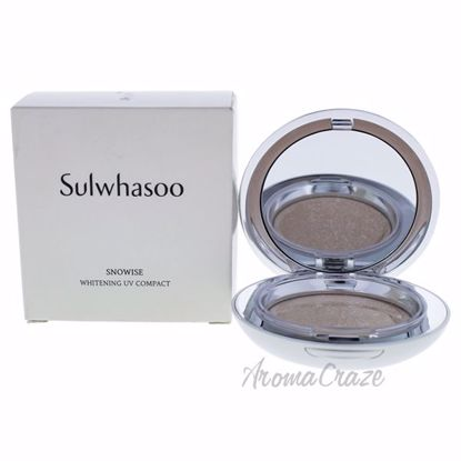 Snowise Whitening UV Compact SPF 50 by Sulwhasoo for Women -