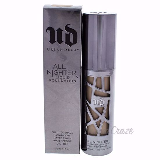Urban Decay All Nighter Liquid Foundation - 2.0 Fair for Women - 1 oz Foundation