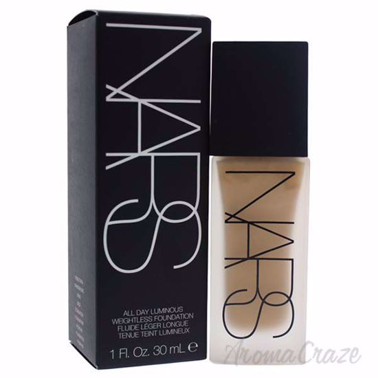 Picture of All Day Luminous Weightless Foundation - # 5 Fiji/Light by NARS for Women - 1 oz Foundation