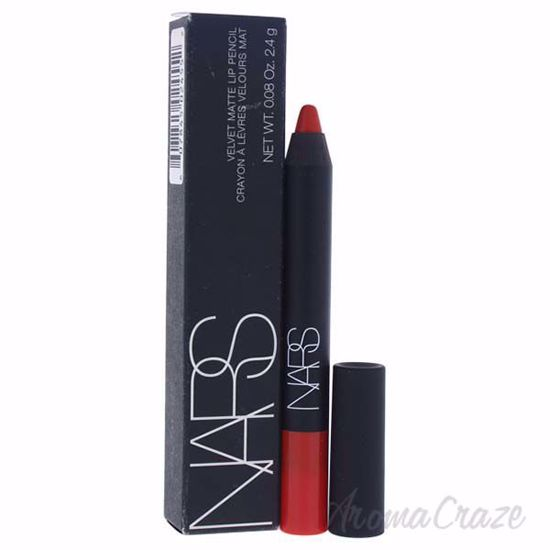 Picture of Velvet Matte Lip Pencil - Red Square by NARS for Women - 0.08 oz Lipstick