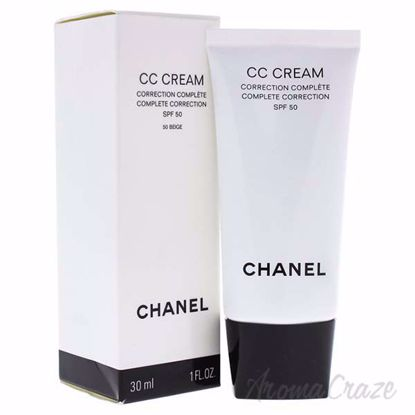 CC Cream Complete Correction SPF 50 - 50 Beige by Chanel for