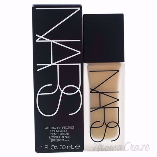 NARS All Day Perfecting Foundation SPF 28 – 04 Fiji – Light by NARS for Women – 1 oz Foundation