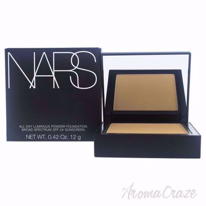 NARS All Day Luminous Powder Foundation SPF 24 - 06 Laponie - Light for Women - 0.42 oz