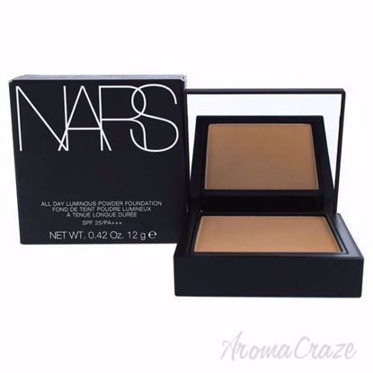 Picture of All Day Luminous Powder Foundation SPF 25 - 04 Barcelona by NARS for Women - 0.42 oz Foundation