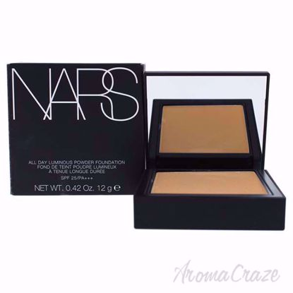 NARS All Day Luminous Powder Foundation SPF 25 - 01 Punjab for Women - 0.42 oz