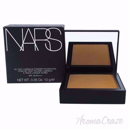NARS All Day Luminous Powder Foundation SPF 25 - 02 Tahoe for Women - 0.35 oz